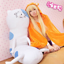 Anime Himouto Umaru-chan Cat Dakimakura Hugging Body Plush Pillow Cushion Doll