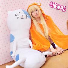 Anime Himouto Umaru-chan Cat Dakimakura Hugging Body Plush Pillow Cushion Doll