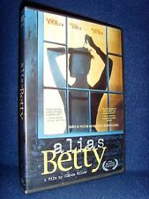Alias Betty (DVD, 2002) Mint Disc!•No Scratches!•USA•Out-of-Print!•French!•RARE!