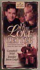 campbell scott  THE LOVE LETTER jennifer jason leigh   VHS VIDEOTAPE