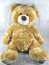 "Toys R Us 24"" Large Plush Teddy Bear Brown Stuffed Big Lovely 2010"