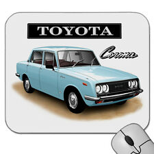 68' 69' 70' TOYOTA  RT40  1500 AMI  CORONA      MOUSE PAD   MOUSE MAT