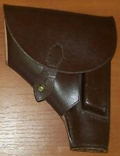 Authentic Soviet and Russian Makarov Vintage Military Brown Holster pistol asg