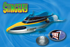 Stingray Diecast Model Gerry Anderson Wasp 9 inches LONG brand New Thunderbirds
