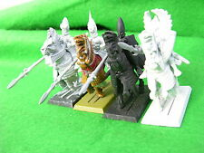 Warhammer Dark Elf, Dark Riders X4 # 1 undercoated