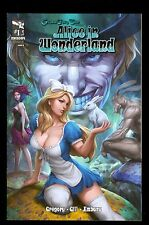 Grimm Fairy Tales ALICE IN WONDERLAND #1 -- Cover A -- ARTGERM 1st Print