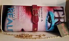 """THE TREND ISSUE"" MAGAZINE CLUTCH PURSE VIBRANT COLORS NWT"