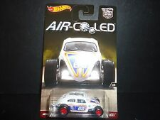 Hot Wheels Custom Volkswagen Beetle Air Cooled 1/64 DJF77-956H