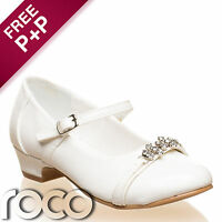 Girls Ivory Shoes, Baby Shoes, Communion Shoes, Flower Girl Shoes, Kids Shoes