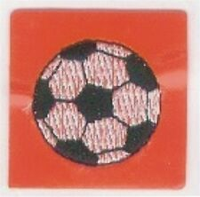 Soccer Ball Football Sport Embroidery Applique Patch