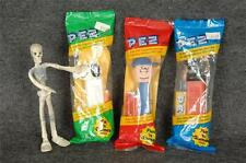Vintage Collectible Pez Fun Games Set Peanuts Snoopy Lucy Charlie Brwon NOS NIP