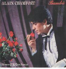 ALAIN CHAMFORT 45 Espagne 1981 Bambou SERGE GAINSBOURG
