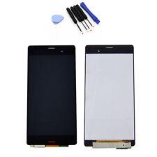 Ecran Lcd + Vitre Tactile Bloc Assemble Pour Sony Xperia Z3 D6603 D6643 Noir