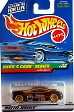 1998 Hot Wheels #723 Dash 4 Cash Series #3 Audi Avus