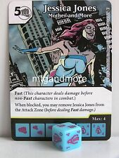 Marvel Dice Masters - #113 Jessica Jones Mother and More - Civil War