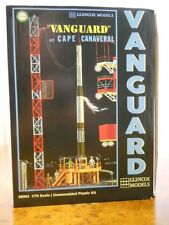 GLENCOE 1/76TH SCALE VANGUARD MISSILE MODEL (NEW)(RERELEASE ADAMS KIT FROM 1958)