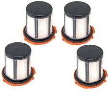 4x H12 Washable Reusable Filter for Electrolux EF79, CYCLONE ULTRA Z7300, Z7310