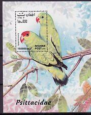 Afghanistan 1999 - MNH - Vogels/Birds/Vögel (Parrots)