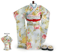 "Doll Clothes AG 18"" Kimono Sun Blossom by Carpatina Made For American Girl Dolls"