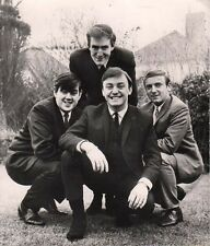 GERRY & THE PACEMAKERS SIGNED AUTOGRAPHS