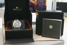 Tag Heuer Automatic Valjoux 7750 CT2111 BA0550 9/10 Condition Min & Serviced