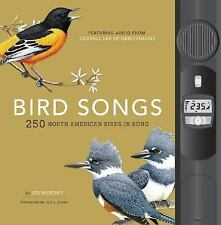 Backyard Birding: Bird Songs : 250 North American Birds in Song by Dunn, Jon...
