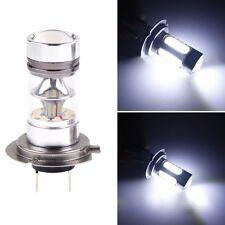 2 X H7 100W BOMBILLAS LAMPARAS 20 SMD 8000K LED Conducción Niebla DRL LUZ BLANCO