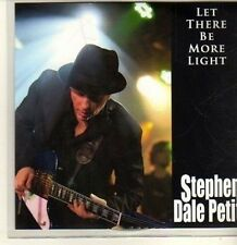 (CQ672) Stephen Dale Petit, Let There Be More Light - 2010 DJ CD