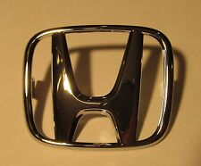 NEW HONDA WHEEL CENTER CAP/ HUB CHROME SNAP-IN H EMBLEM/ LOGO