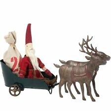 Maileg - Santa's Sleigh With Reindeers