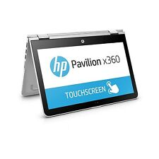 "HP Pavilion x360 13-U011NA 13.3"" Touchscreen Laptop Core i3-6100 8GB RAM 1TB HDD"