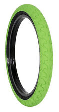 1 x RANT SQUAD BMX BIKE BICYCLE TIRE 20 x 2.35 SHADOW SUBROSA NEON GREEN NEW
