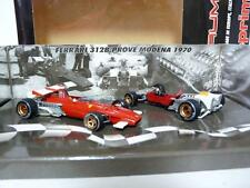 Brumm A003 1/43 1970 Ferrari 312B Formula 1 Set of 2 Cars Diecast Metal Model