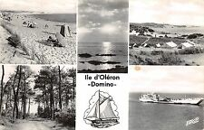 BR11964 Ile d Oleron Domino   france  real photo