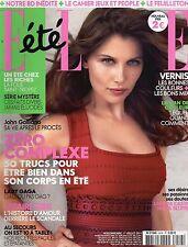 french magazine ELLE n°3418 laetitia casta john galliano lady gaga dsk 2011
