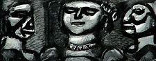GEORGES ROUAULT ~ ORIGINAL WOOD ENGRAVING – LISTED FRENCH ARTIST ~ 1930's