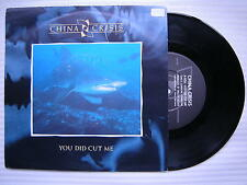 """China Crisis - You Did Cut Me, Virgin VS-799 Ex+ Condition 7"""" Single"""