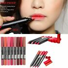 Sexy Waterproof Beauty Lip Pencil Soft Crayon Lipstick Lip Gloss Lip Pen Makeup