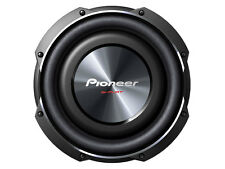 "NEW 10"" Pioneer Shallow Mount Subwoofer Bass.Replacement.Speaker.4ohm.SVC woofer"