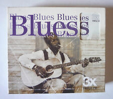 BLUES 2001 3 CD BOX SET - BILLIE HOLIDAY, BESSIE SMITH, B B KING - V.G.C.