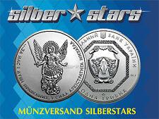 1 Unze Silber Ukraine Hryvna Erzengel Michael 2016