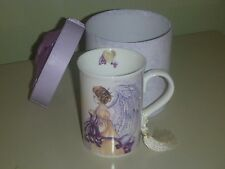 'Angel of Dignity' Porcelain Mug by Angel Star