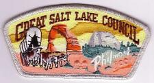 Great Salt Lake Council SA-123a 2004 Philmont CSP Mint Condition FREE SHIPPING
