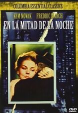 ★ MIDDLE OF THE NIGHT 1959 DVD R2 KIM NOVAK FREDRIC MARCH GLENDA FARRELL