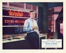 CARL BOEHM TOO HOT TO HANDLE 1960  VINTAGE PHOTO LOBBY CARD N°1