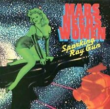 Mars Needs Women Sparking Ray Gun (CD, Sep-1996, Discovery Records (USA))