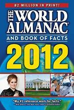 The World Almanac and Book of Facts 2012 (World Almanac & Book of Fact-ExLibrary