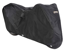 Motorcycle Rapid Transit Cover Deluxe Commuter Cover XL Black
