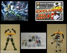 Arcadia Chogokin (ex CMS Brave 35) Kotetsu Jeeg + Pantheroid Exclusive Version