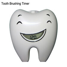 Digital LCD Tooth Brushing Timer 120S Countdown+Suction Cup For Kid's Oral Care